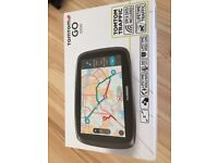 TomTom Go 5100 Sim Data Lifetime Traffic And world Maps