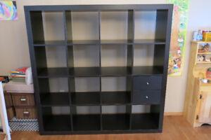 IKEA Expedit (Kallax) 4x4 Shelving Unit