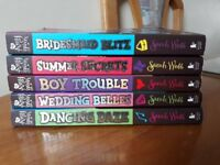 Collection of Sarah Webb Books