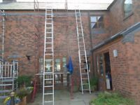 double youngman trade ladder 7m