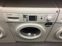 BOSCH 7KG WASHING MACHINE WHITE RECONDITIONED