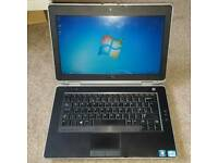 Dell E6430. Core i5-3320. 8gb ram. 500gb hdd