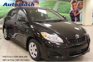 2013 Toyota Matrix A/C * Cruise * Gr. Électrique * Aubiane!/Deal