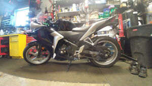 Honda CBR 250r Perfect Beginner Bike!!!
