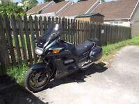 Honda ST1100 Pan European with low mileage !
