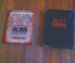 Classics......THE GODFATHER & TOMBSTONE MOVIES