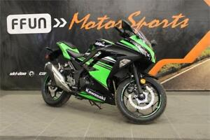 2016 KAWASAKI NINJA 300 ABS RACING TEAM EDITION