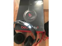 Beats solo 2, 8 months old hardly used perfect condition