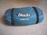 Blacks Nevis 2 man tent