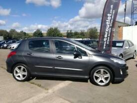2007 PEUGEOT 308 1.6 SPORT LOW MILES FULL SERVICE HISTORY 2 KEYS LONG MOT