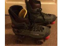 Bauer retro skates