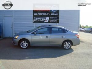 2013 Nissan  Sentra Luxury