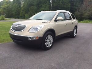 2008 Buick Enclave AWD Cuir 7 passagers