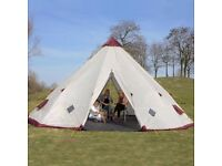 Tepee Tent 12 Man Brand New! RRP £269