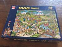 Jigsaw (1000 pieces)