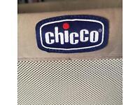 Chico next 2 me baby crib! :)