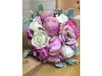 Luxury artificial wedding flowers, truly realistic