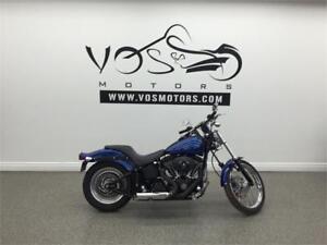 2004 Harley Davidson FXSTB-Stock#V2637-Financing Available**