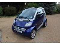 CHEAP CAR - 2002 52 SMART CITY 0.6 PULSE SOFTOUCH (RHD) 2D AUTO 61 BHP