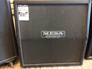 Mesa Boogie Rectifier Cabs 4x12 Celestion Vintage 30s
