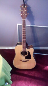 Takamine GP51CE-NAT 6-string Electric-Acoustic