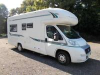 Auto Trail Apache 634 SE U Shape Rear Lounge 4 Berth Motorhome