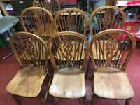 7x Dining Chairs