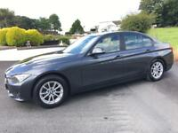 BMW 320D BUSINESS EDITION 2014 *** SAT NAV & LEATHER***
