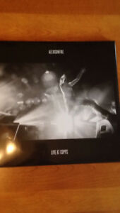 VALUABLE RARE 2016 VINYL RECORD Alexisonfire ‎– Live at Copps