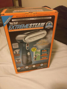 NEW Conair Turbo Extreme Steam Portable Steamer