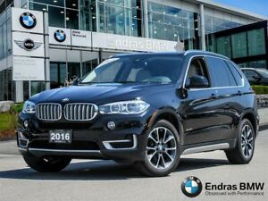 2016 BMW X5 xDrive35i - one owner