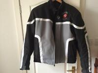 Hein Gericke Textile Summer Jacket Size XL