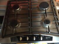 Neff gas hob in excellent condition