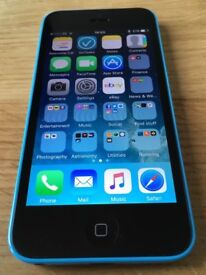 Apple iPhone 5c - 16GB - Blue unlocked to all network