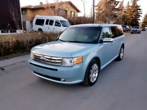 2009 Ford Flex LIMITED EDITION SUV, With Remote Starter