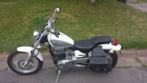 Suzuki S40 Boulevard. Low KMs, new inspection.