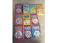 10 Children's Dork Diaries Books