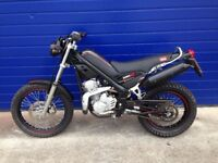 2014 RIEJU TANGO 125cc VERY RARE CITY CROSS ENDURO SUPERMOTO , HPI CLEAR VERY LOW MILES