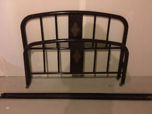Antique dressers and bed frame for sale
