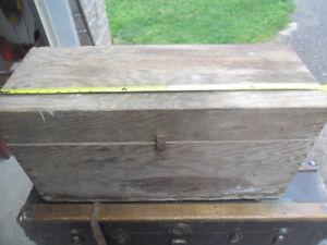 Old Carpenters box