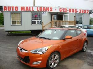 2013 Hyundai Veloster w/Tech  ***PAY ONLY $49 WEEKLY OAC***