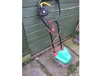 electric cultivator or rotavator EM700