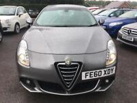2011 Alfa Romeo Giulietta 1.4 TB MultiAir Lusso 5dr