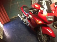 1999 Kawasaki zzr600 for swap or £1000