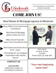 Wanted Real estate Brokers
