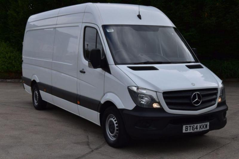 2.1 313 CDI LWB 5D 129 BHP EURO 5 ENGINE RWD DIESEL PANEL MANUAL VAN 2014
