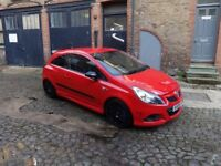 2009 VAUXHALL CORSA 1.6 TURBO VXR-R THORNEY MOTORSPORT EDITION