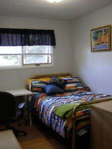 **Student or Young Prof ** furnished room**