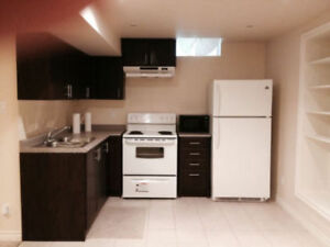 Basement Apartment available iimmediately