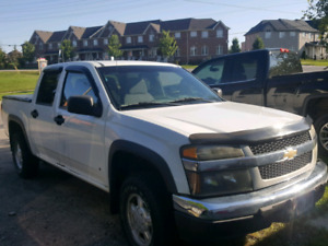 06 Colorado for sale as is